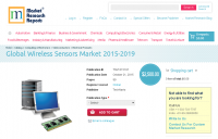 Global Wireless Sensors Market 2015-2019