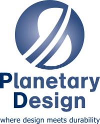 Planetary Design Logo