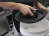 AirScape Bucket Lid in Use'