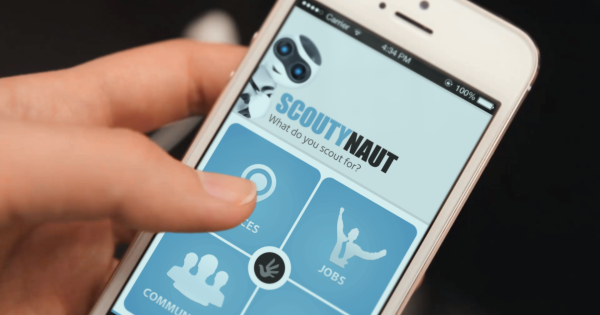 Scoutynaut: A comprehensive and innovative approach to recru