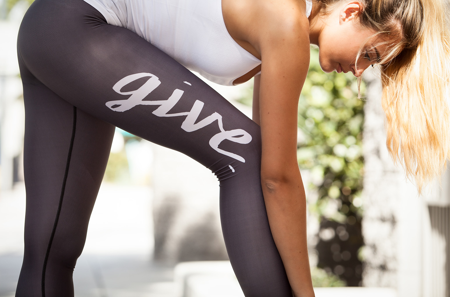 Give Activewear Collection