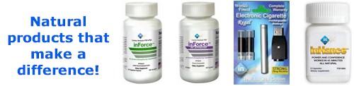 inLife Product Range'