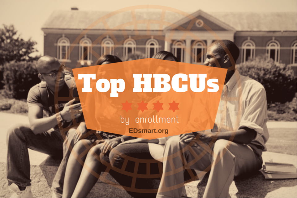 an introduction to the enrollment in historically black colleges and universities