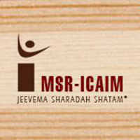 M S Ramaiah Indic Centre for Ayurveda and Integrative Medicine Logo