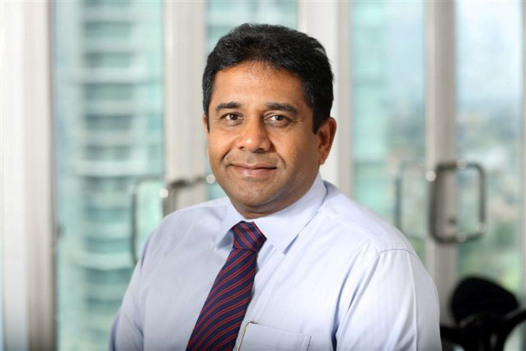Director CEO - Mr.Kapila Ariyaratne