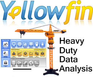 Yellowfin Goes Deep with Data Analysis'
