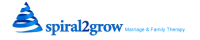 spiral2grow Marriage Family Therapy Logo