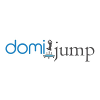 Domijump Sport Limited Logo