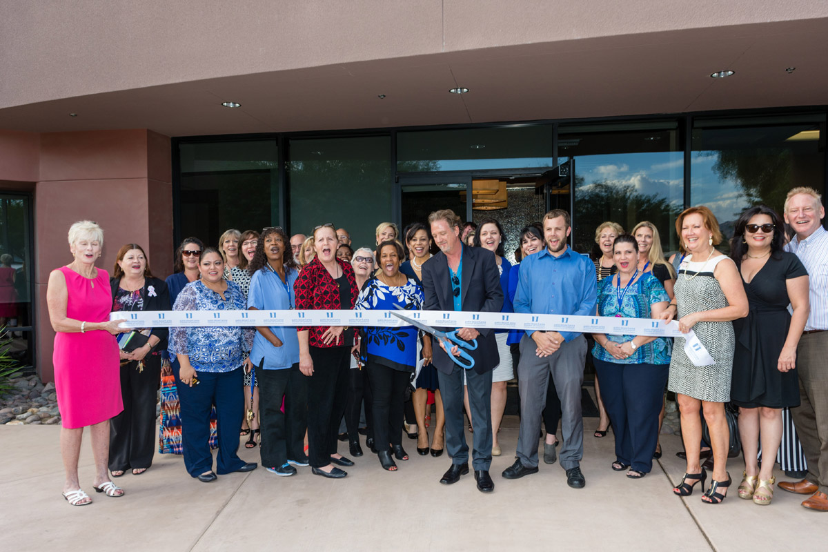 Sovereign Health Palm Springs Ribbon Cutting Ceremony