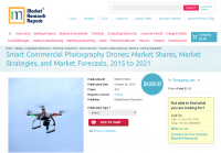 Smart Commercial Photography Drones: Market Shares