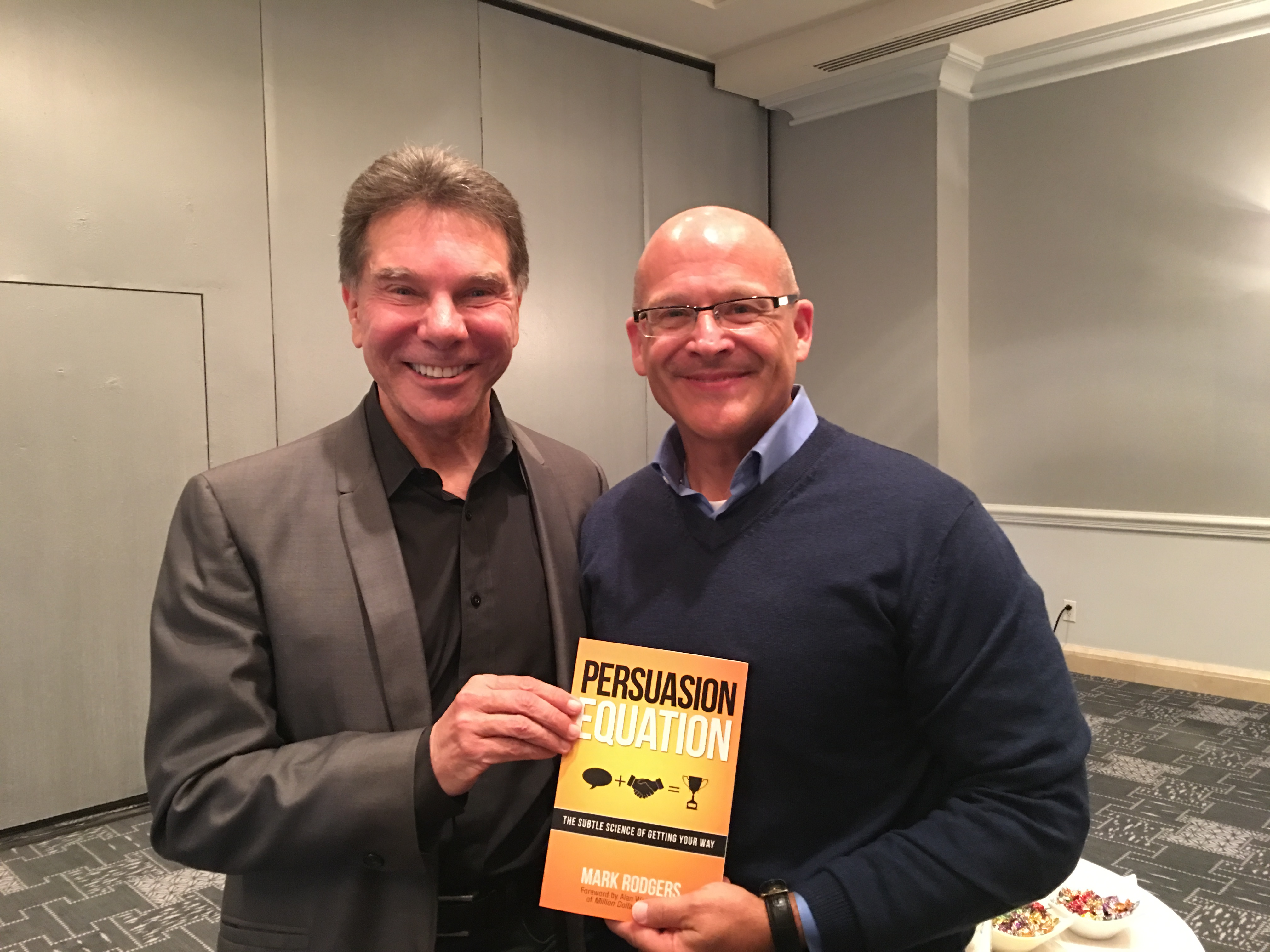 Robert Cialdini and Mark Rodgers