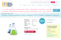 Global Polypropylene Foams Industry 2015