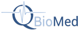 Q BioMed Inc. Logo