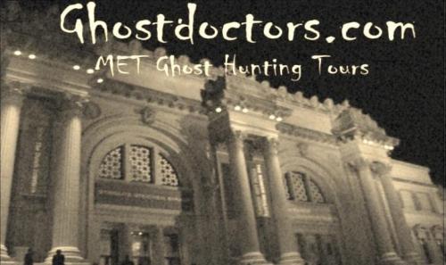 Ghost Doctors Metropolitan Museum of Art'