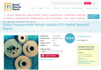 Global Programmable Robots Industry 2015