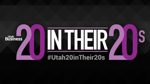 """Utah's """"20 In Their 20s""""'"""