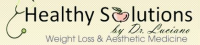 Healthy Solutions by Dr. Luciano Weight Loss & Aesthetic Medicine Logo