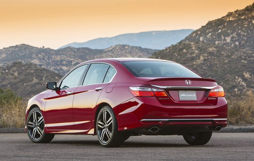2016 Honda Accord Sedan'