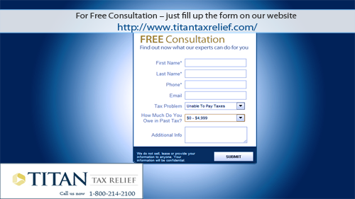 Tax Relief'