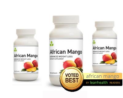 African Mango Extract'
