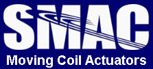 SMAC Moving Coil Actuators'