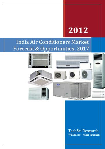 India Air Conditioners Market Forecast & Opportunities,'