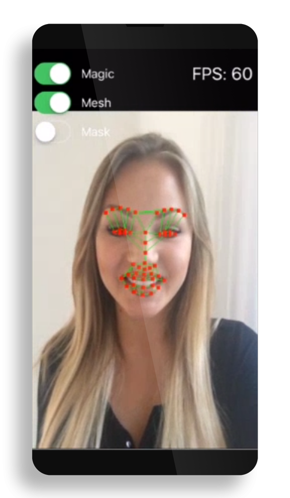 Dasha Face Detector