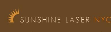 Logo for sunshinelaser'
