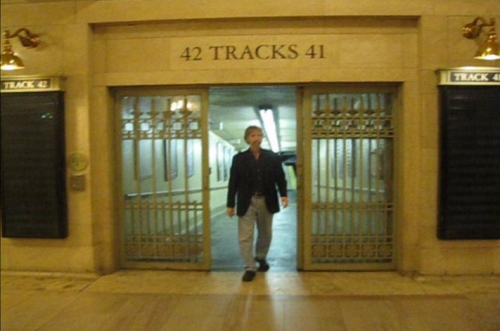 Dr Pete -- Ghost Doctors Grand Central Terminal NYC'