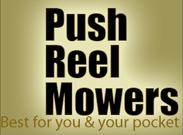 Scotts 2000-20 20-Inch Classic Push Reel Lawn Mower'