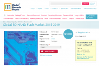 Global 3D NAND Flash Market 2015-2019