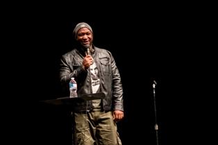 Metro Comedy Brings Ed Blaze Back to Syracuse on Valentine&a'