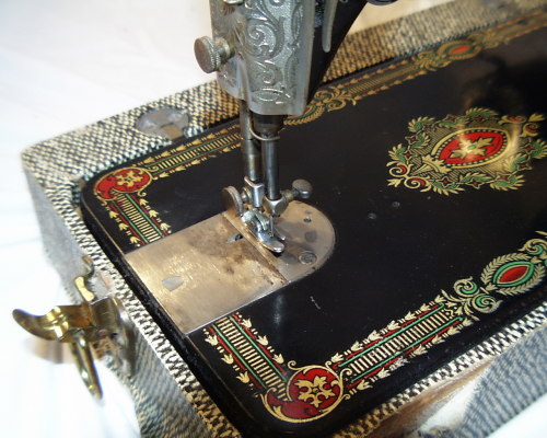 Sewing Makes Me Happy'