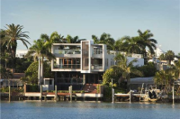 Julian Johnston Presents Five Bedroom Palm Island Home
