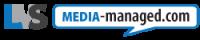LMS MEDIA-Managed Logo