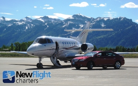 Private Jet Charter Leader Nationwide