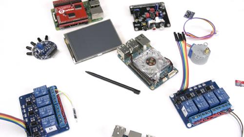ChipStore Pi Shield'