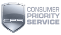 Logo for Consumer Priority Service'