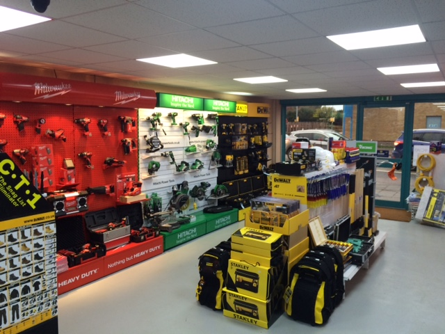 Lakedale Dartford In-store Picture