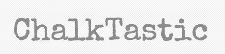 Company Logo For ChalkTastic'