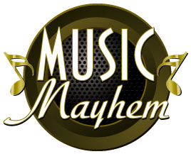 Music Mayhem Logo