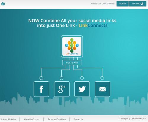 Homepage'