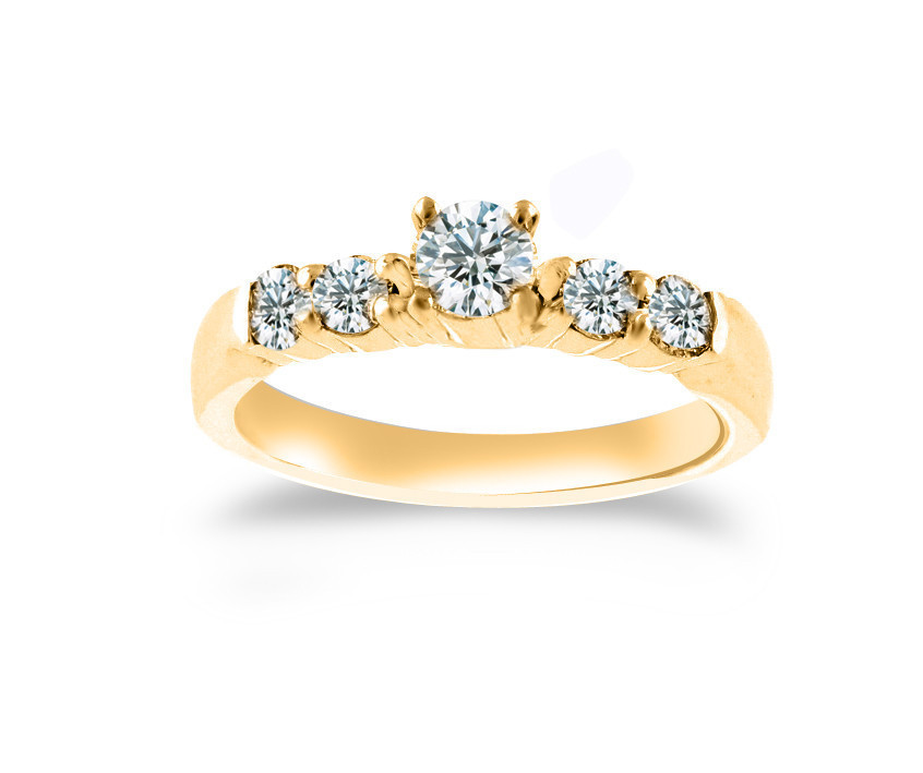 Glitz Design Diamond Engagement Rings