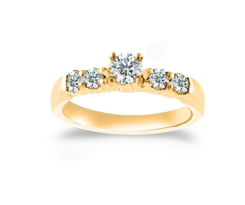 Glitz Design Diamond Engagement Rings'