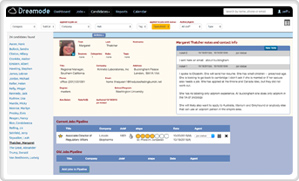 Revolutionary Web Based Application for Recruiters and HR Pr'
