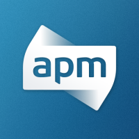 APM Agentuur Logo