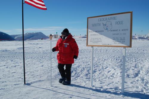 South Pole'