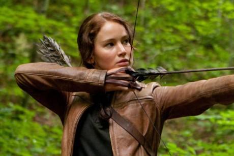 Hunger Games Fundraiser'