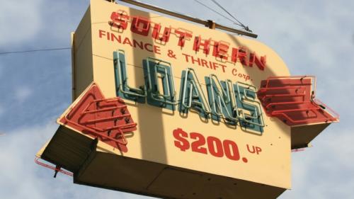Merchant Cash Advance'