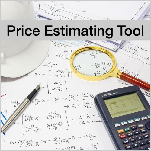 Bulk Material Handling Price EstimatingTool to CompareRail-V'